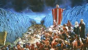 Moses and the Red Sea