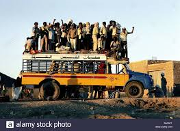 African Bus