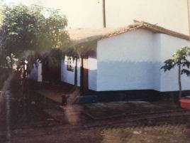 Completed dwelling for the young men