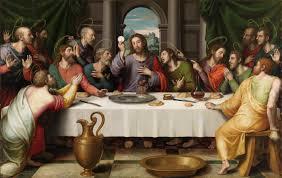John on the breast of Jesus